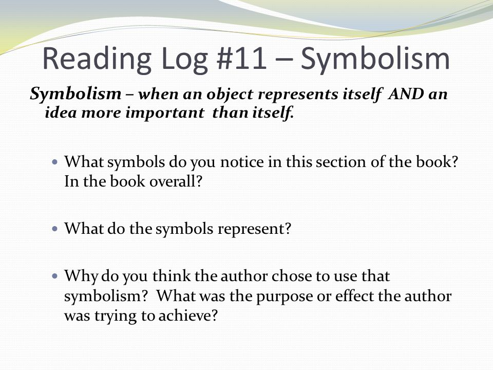 Reading Log 1 Predictions Ppt Video Online Download