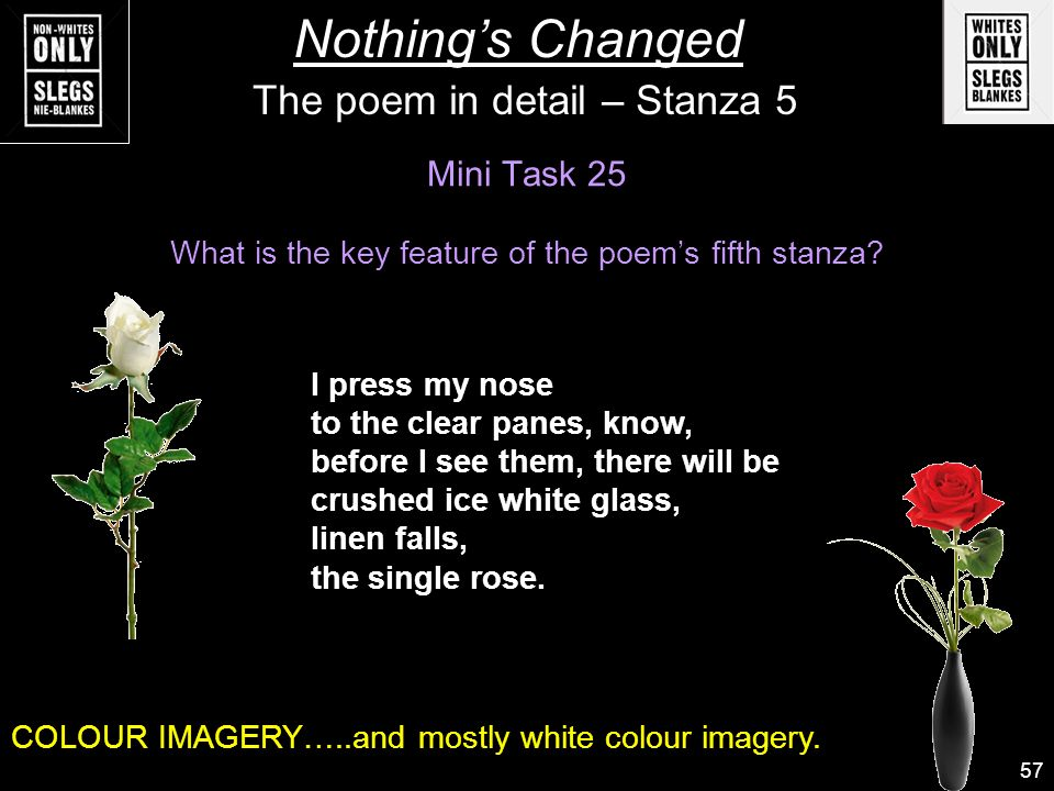 an analysis of the poem white The poem under analysis is taken from a compilation of works by william blake—songs of innocence and experience, and is called the little black boy william blake was a british poet, painter, and engraver.