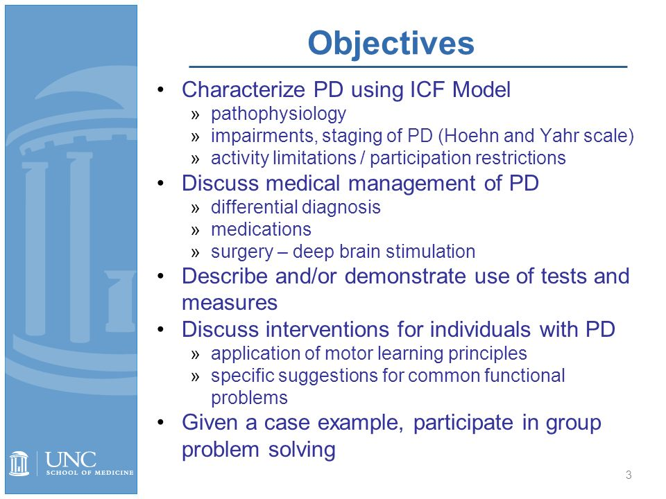 Parkinson Disease: New Perspectives from Clinical Research - ppt ...