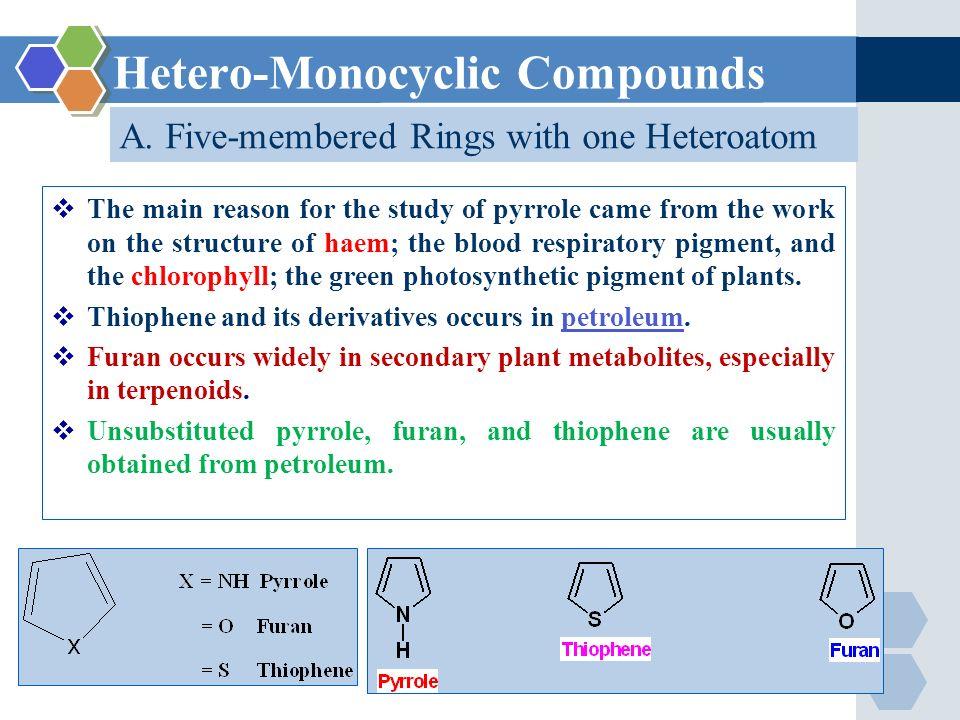 seven membered heterocyclic compounds pdf