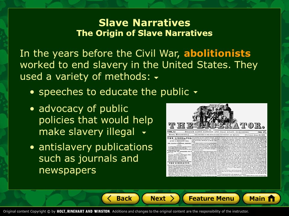 slavery abolition essay Slavery essay essays in the universal declaration of human rights it states all humans have the right to freedom, education, and equality --- yet, we allow african americans be tortured and have no freedom with no equality, and no education slavery is an institution where human rights.