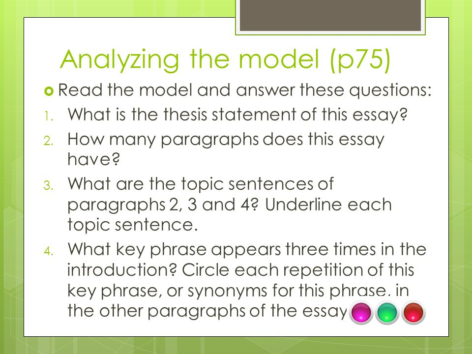 parts of a thesis paper chapter 1