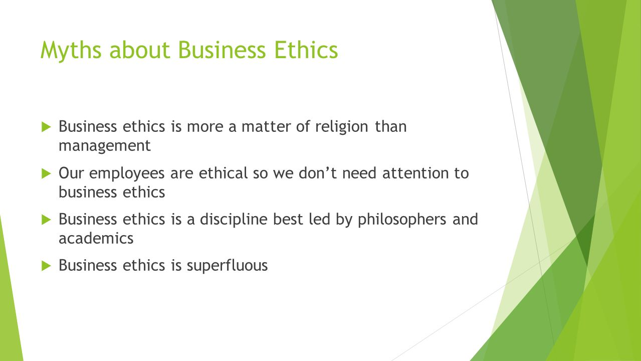 myths about business values and ethics (cortina, 1994) but also with ethical values (guillen, 2006)  are perceptible and  useful to transmit values and beliefs (eg written documents, myths and stories.