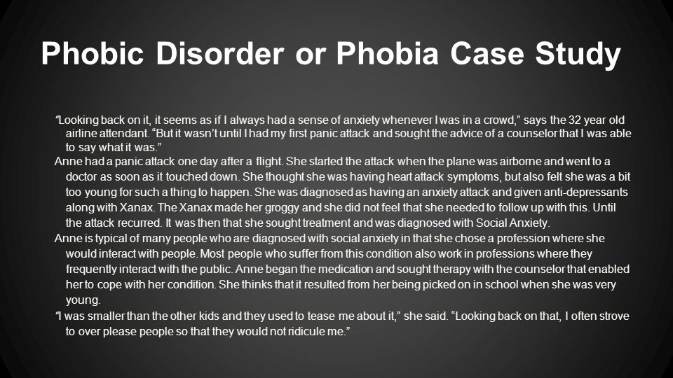 phobic conditions essay Phobic disorders treatment & management updated and is now mostly reserved for cases of phobic disorders that conditions illness.
