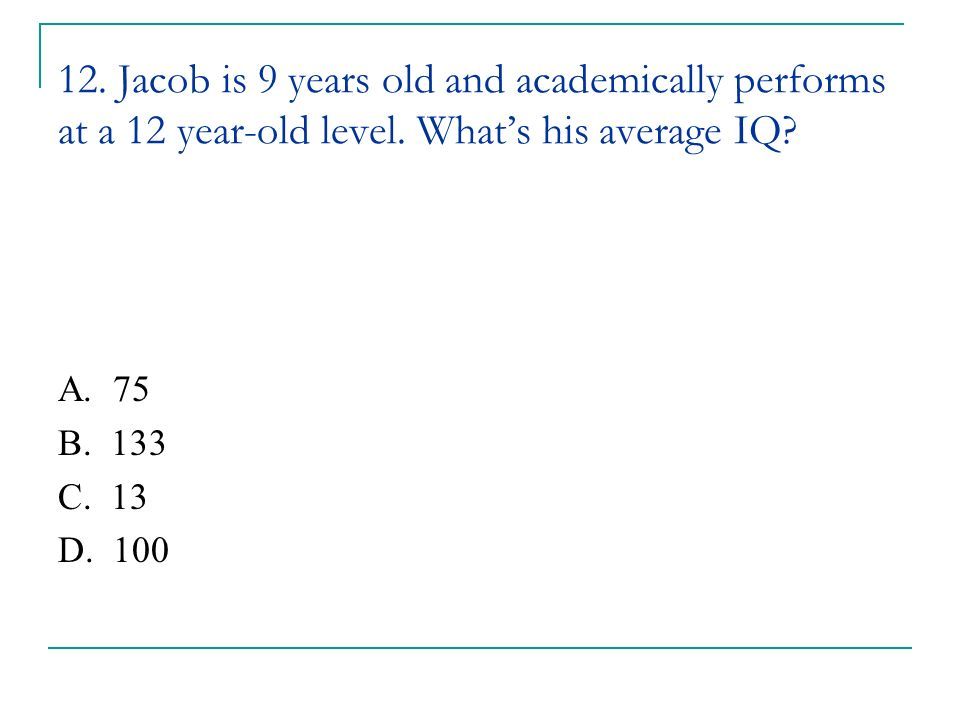 What Is The Normal Iq For A 7 Year Old Phalloplasty Cost Usa