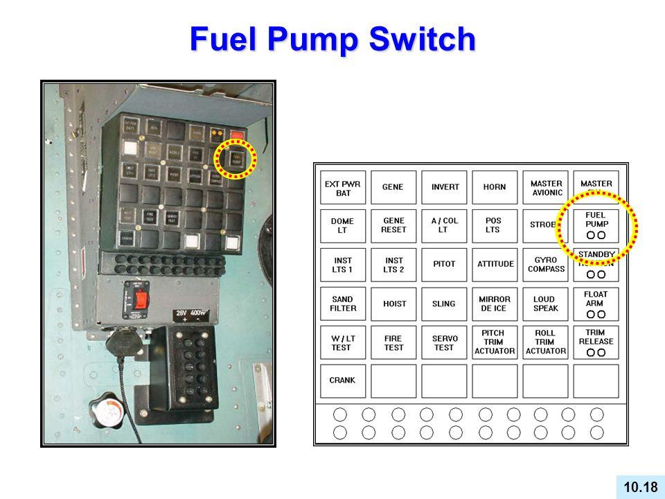 Fuel Pump Switch 10.18