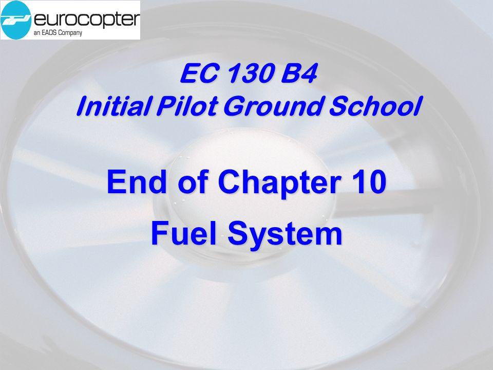 Initial Pilot Ground School
