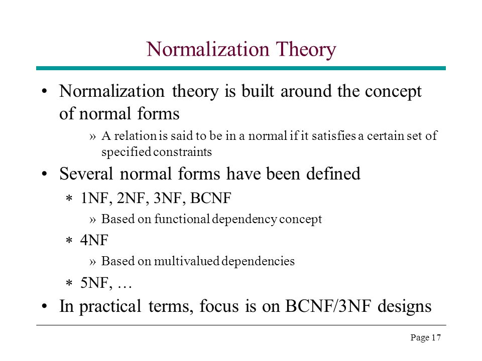 normalization questions Database design: normalization note & exercises (up to 3nf) tables that contain redundant data can suffer from update anomalies, which can introduce.