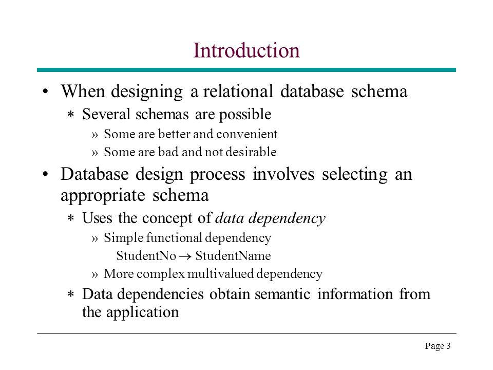 Relational Database Design Ppt Video Online Download