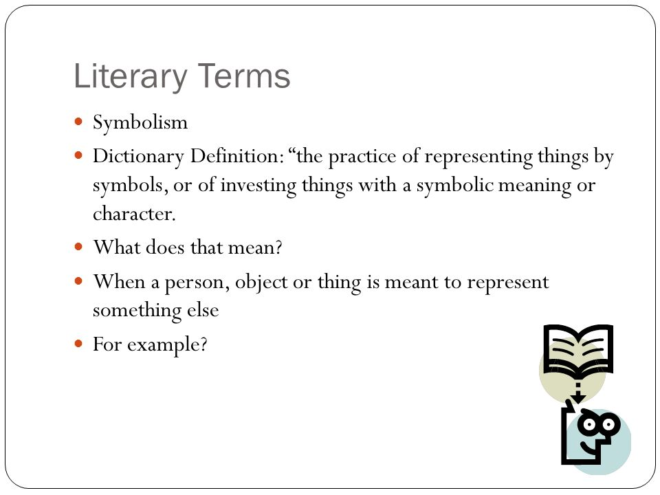 Symbolism Examples And Definition Literary Devices Mandegarfo