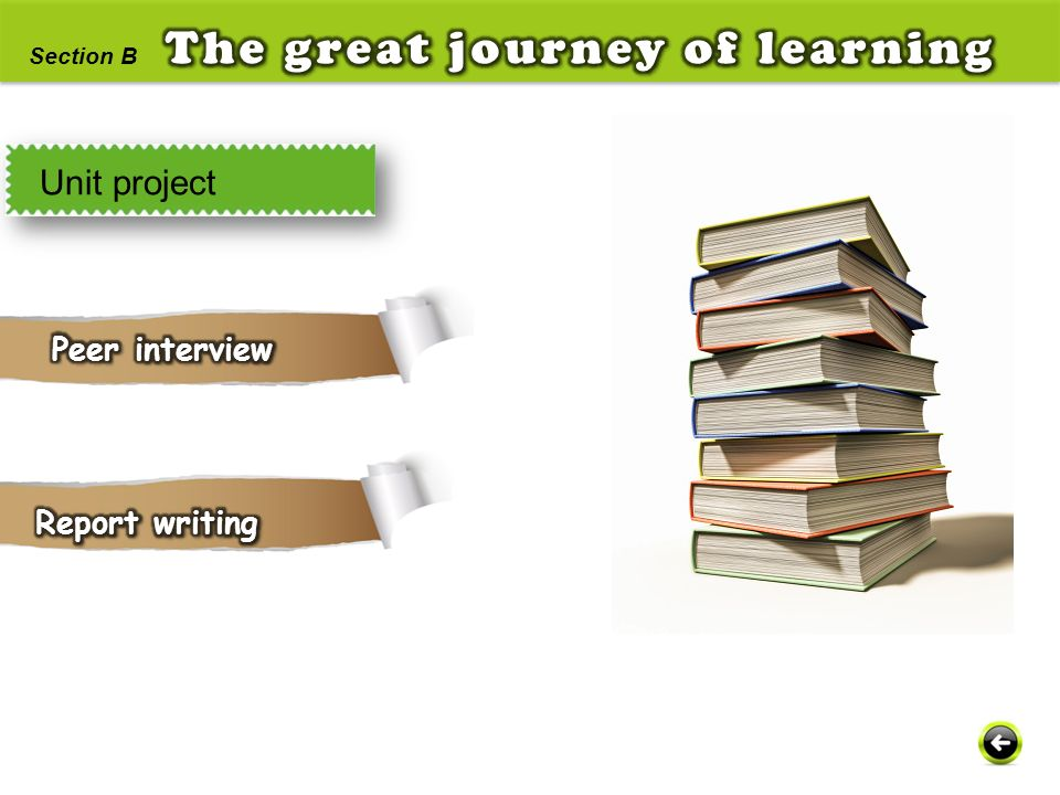 The great journey of learning