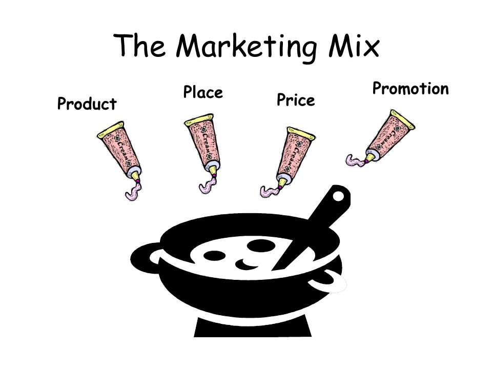 Marketing Mix - Principles and Scope of Marketing.