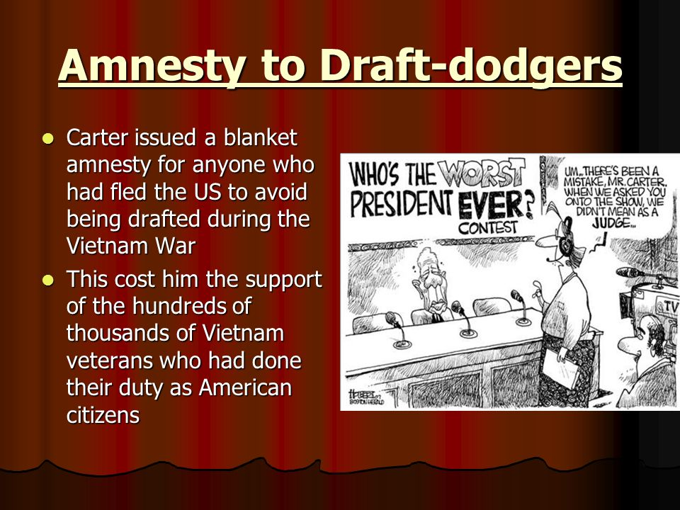 draft dodgers during the vietnam war essay One of phil ochs' many vietnam war protest songs, draft dodger rag is semi-comical, telling the story of a young man seeking to avoid conscription.
