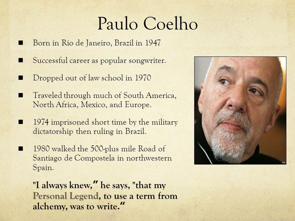 the alchemist by paulo coelho 2 essay