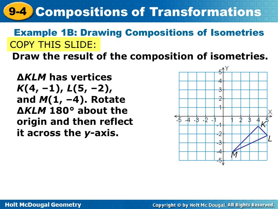 Composition of transformations worksheet
