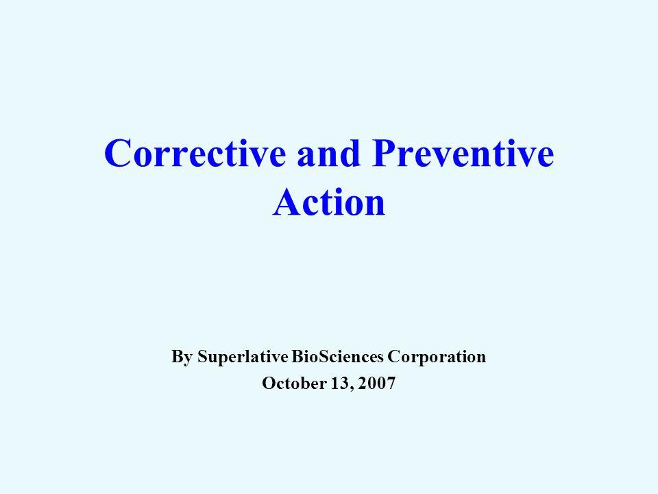 A little corrective action 6