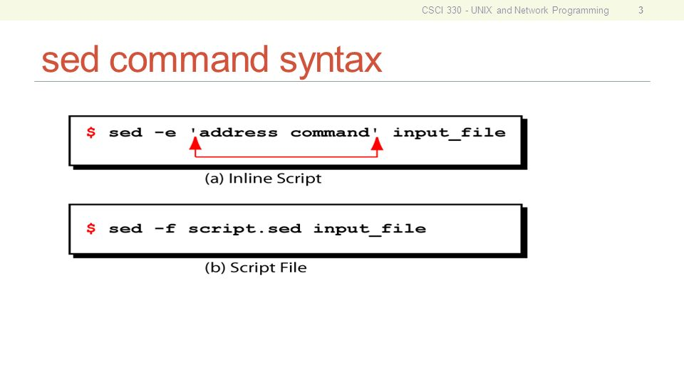 How to write mutliple commands to file unix
