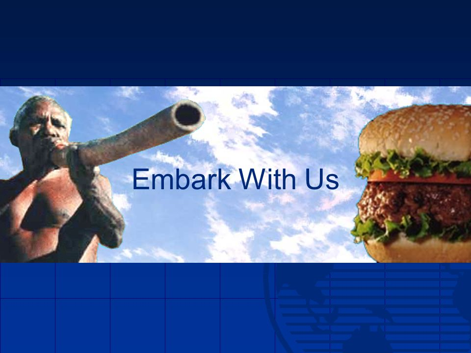 Embark With Us