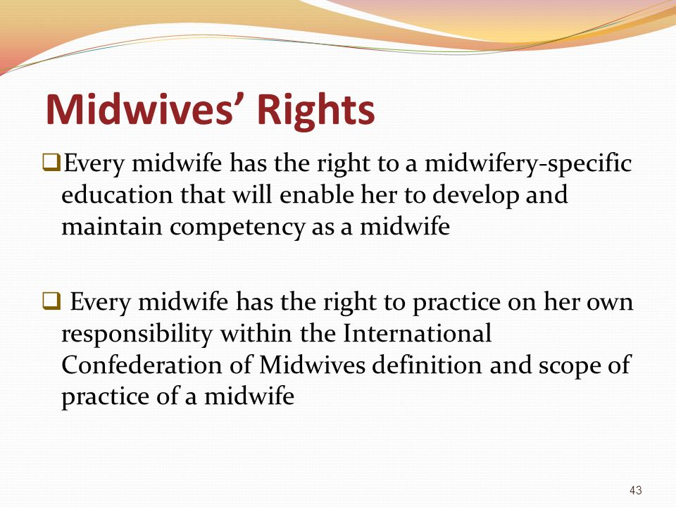 Ethics For Midwives Ppt Video Online Download
