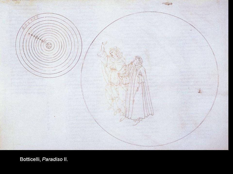Botticelli, Paradiso II.