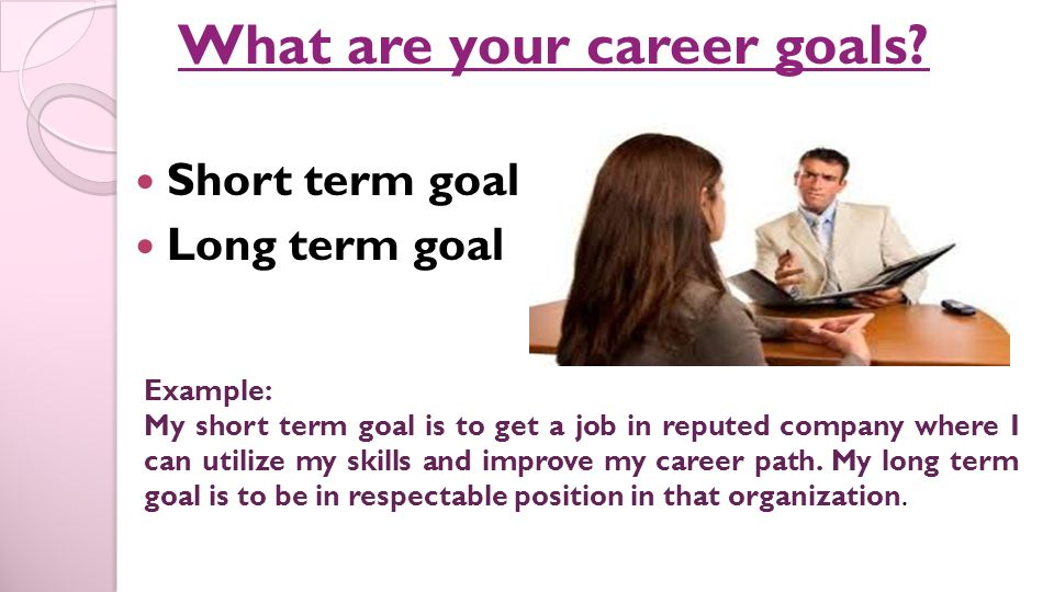 Ace The MBA Career Goals Essay