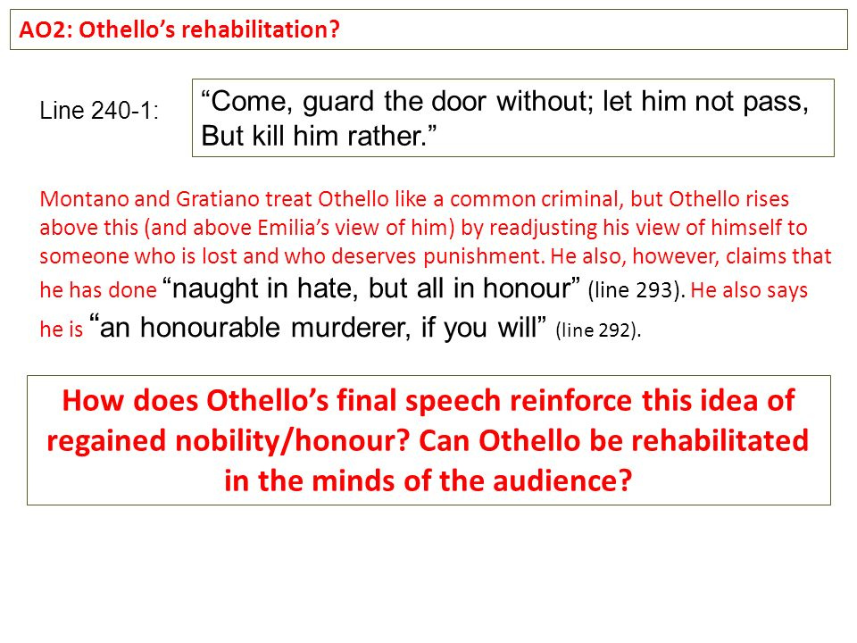 othello s disturbed mind in act iii Othello a2 literature  task oneat the start of act iii  the language iago usesthe images iago plants in othello's mindbr.