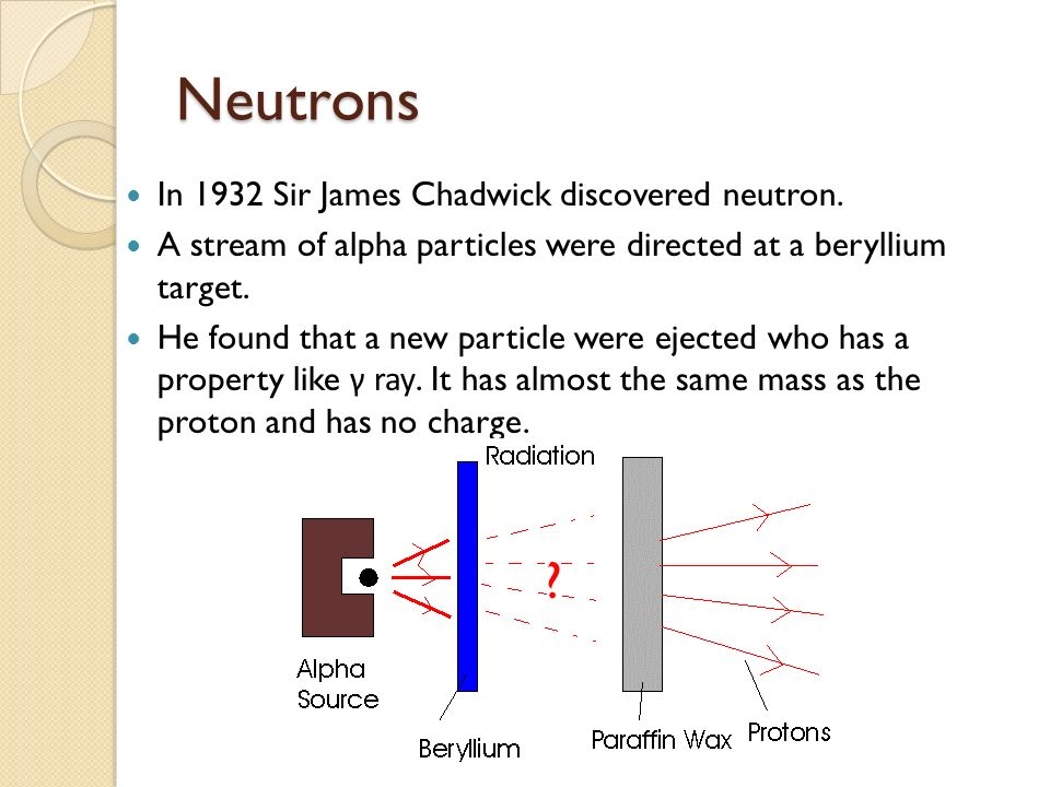 how to find out a atoms nutron