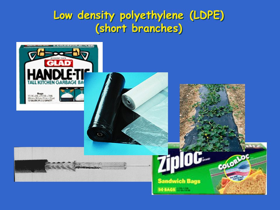 Low Density Polyethylene Ldpe : Single and double bonds ppt download