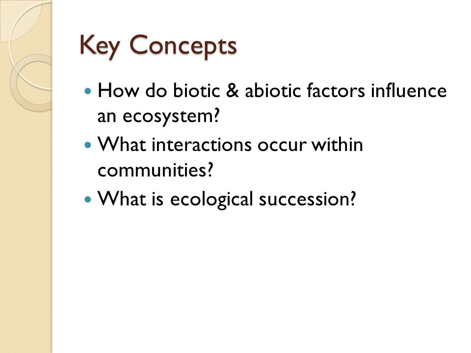 key factors in an ecosystem that Energy flow in ecosystems  and the diversity of life in a freshwater ecosystem explain how limiting factors affect the growth and  key and scoring rubrics: 10.