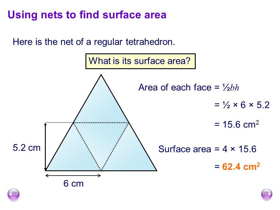 surface area from nets worksheet the best and most comprehensive worksheets. Black Bedroom Furniture Sets. Home Design Ideas