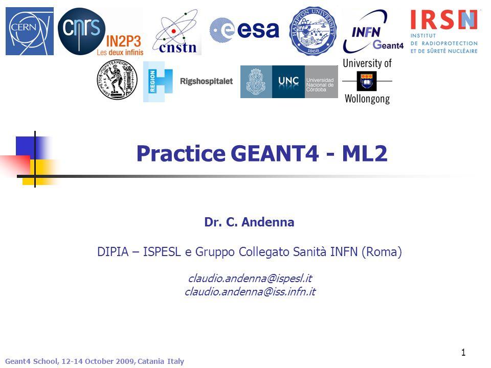 DIPIA – ISPESL e Gruppo Collegato Sanità INFN (Roma)