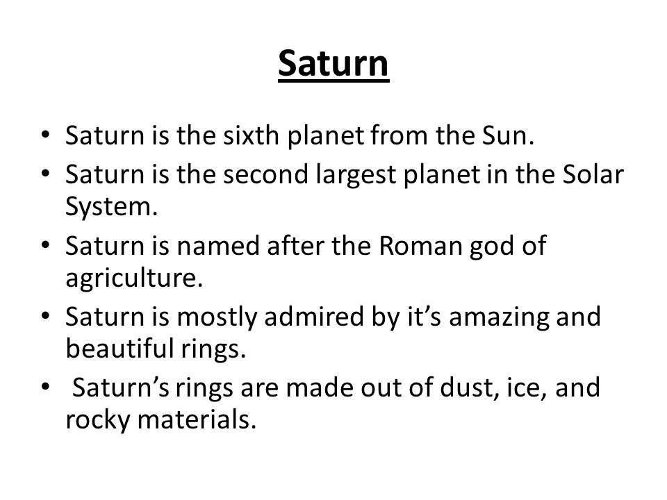 The Solar System By Sarafina Subahan Ppt Video Online