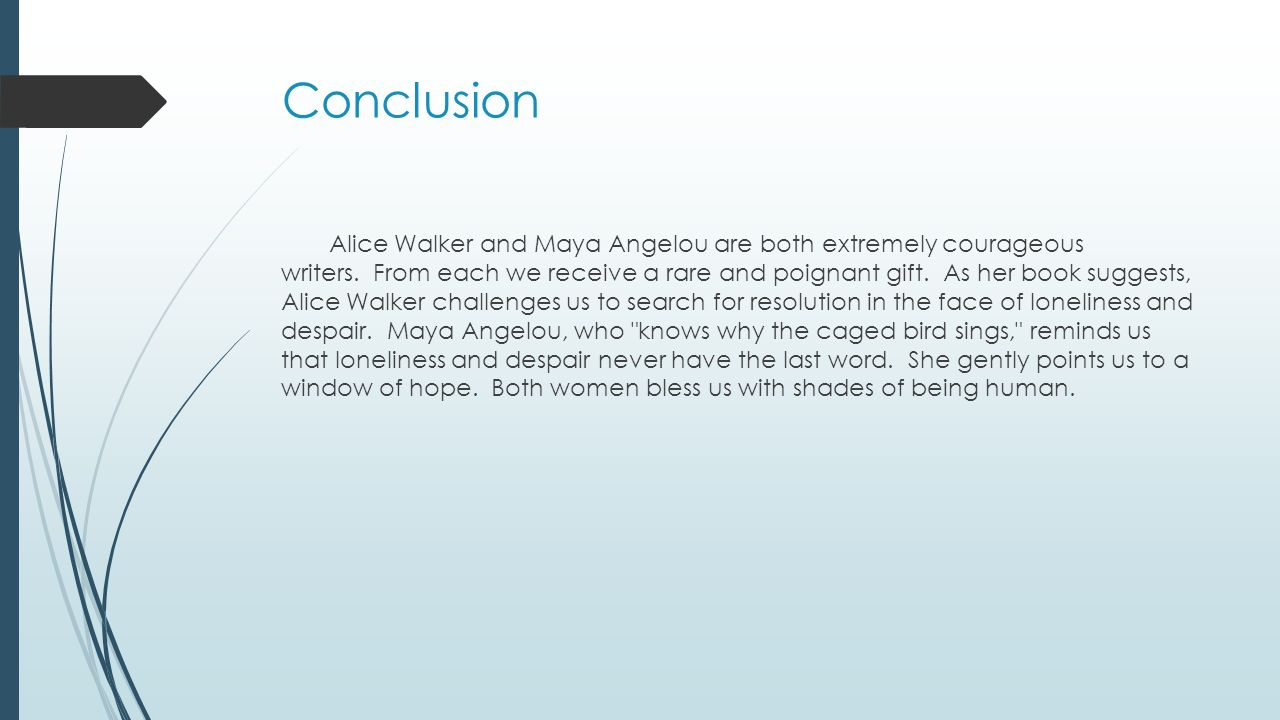 "topic sentence of alice walker Ary arguments that is, you take a position on a debatable topic and attempt to  change readers'  by eliminating a key portion of the sentence, you alter the  meaning of the original  in alice walker's short story ""everyday use"" the  student."