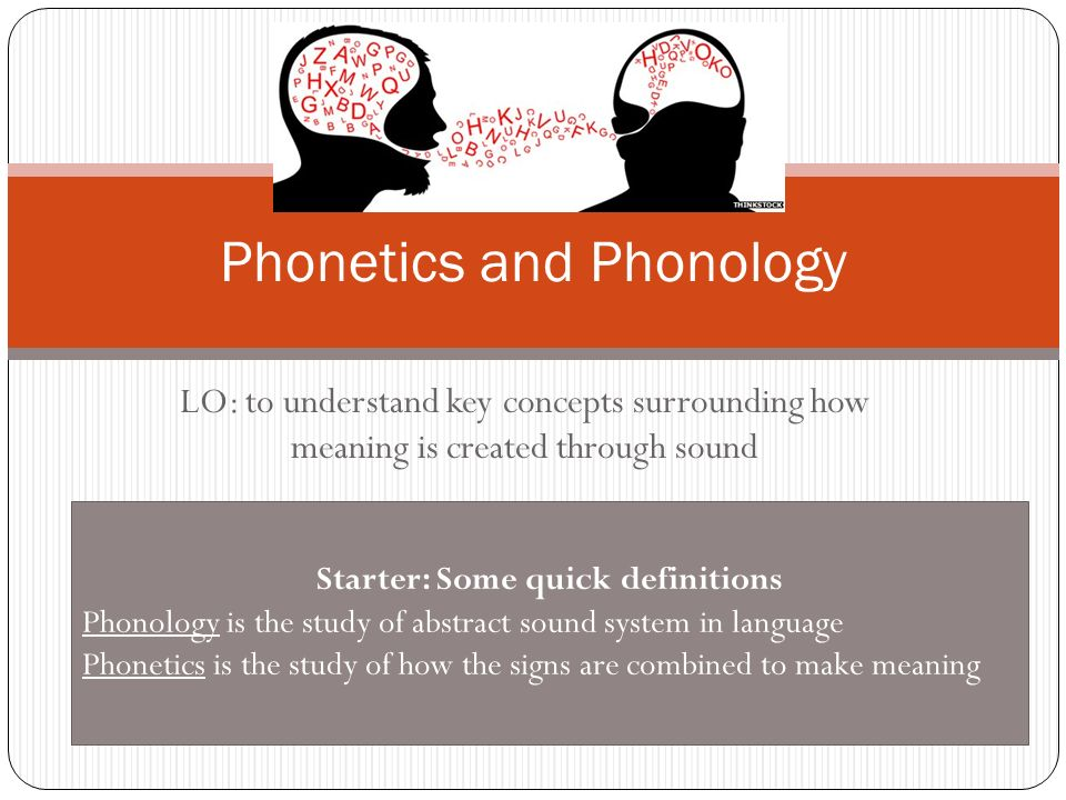 Phonetics and Phonology Essay Sample