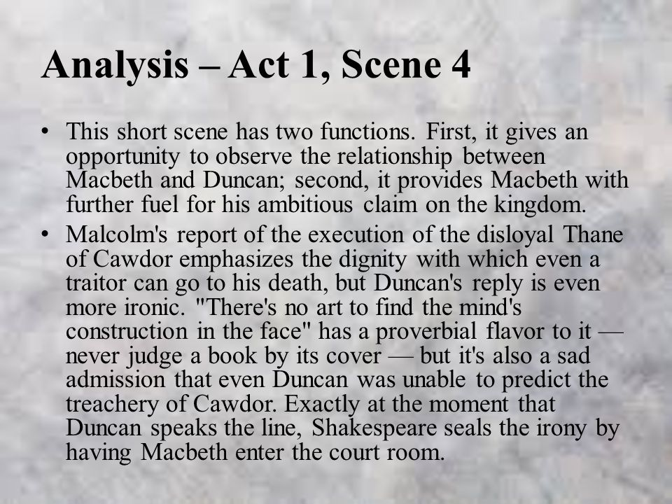 Macbeth act 4 scene 1 - 1 part 6