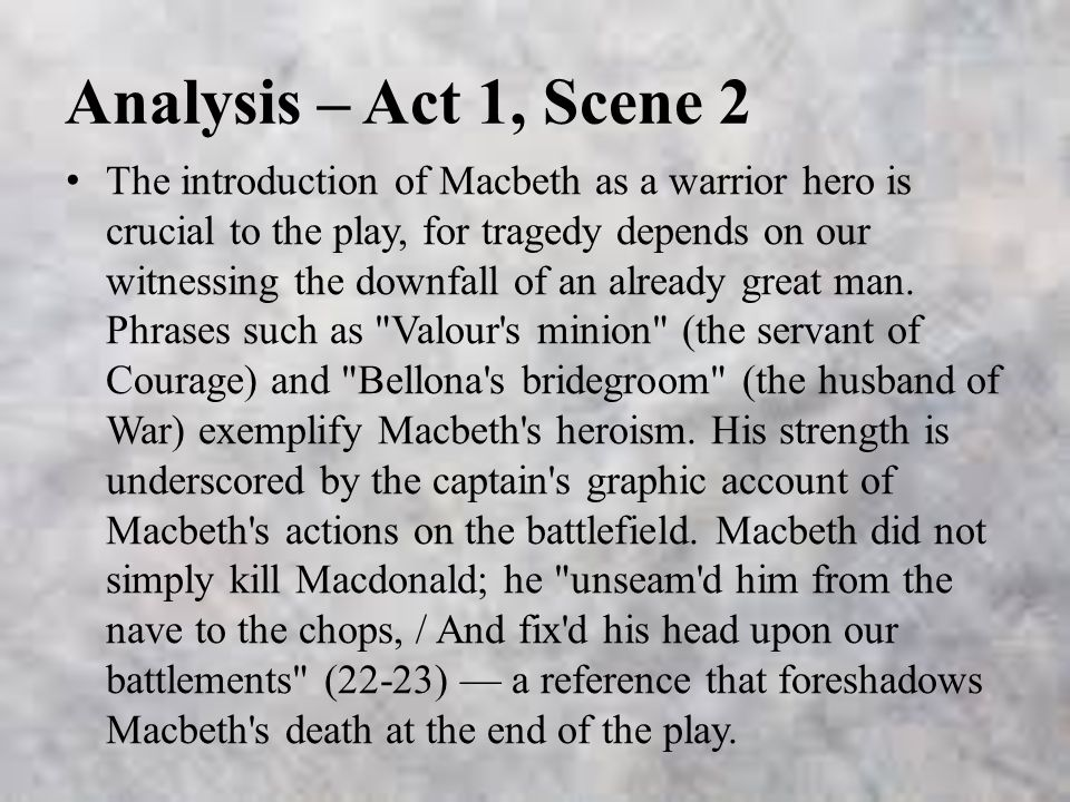 Lady Macbeth: Character Analysis