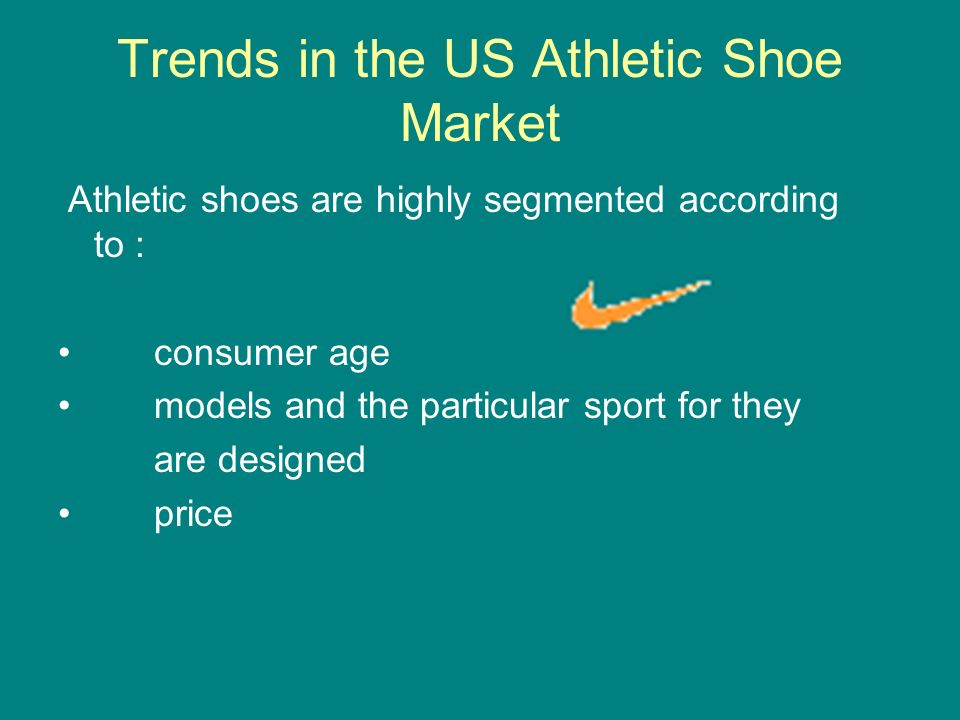 marketing strategy of footwear industries Directly accessible data for 170 industries from 50 countries global market share in athletic footwear 2011 as a statista premium.