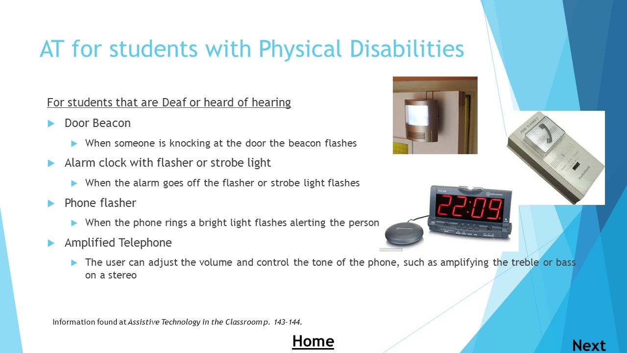 Assistive Technology In The Classroom Ppt Video Online
