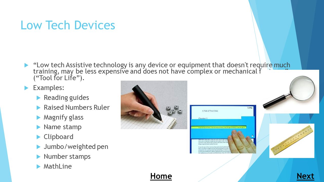 Assistive Technology In The Classroom Ppt Download
