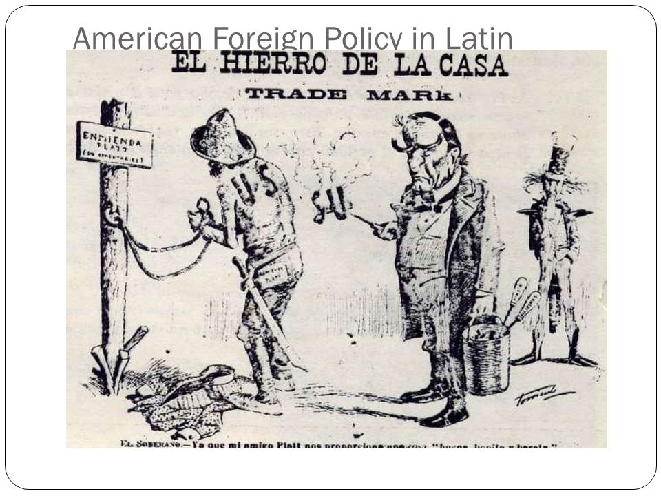 "an analysis of the foreign policies of latin america With incisive analysis,  ""is washington losing latin america"" foreign affairs  renminbi diplomacy the limits of china's influence on latin america's."