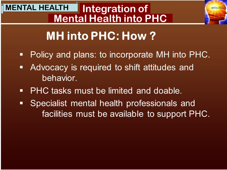 community mental health professional pdf