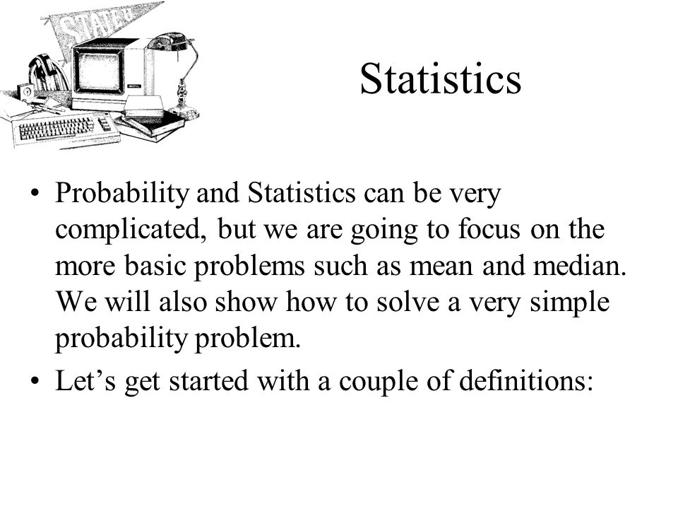 statistics and problem solving in business essay Management as a problem solving process - essay many management thinkers have defined management in their own ways for example, van fleet and peterson define management, as a set of activities directed at the efficient and effective utilization of resources in the pursuit of one or more.