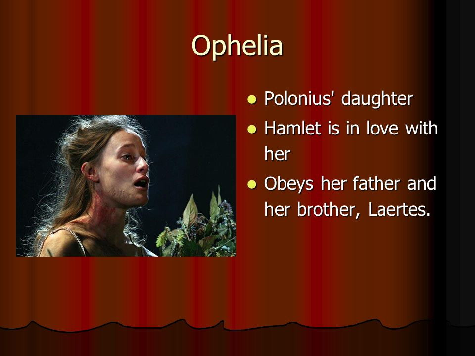polonius and laertes warn ophelia about having a relationship with hamlet