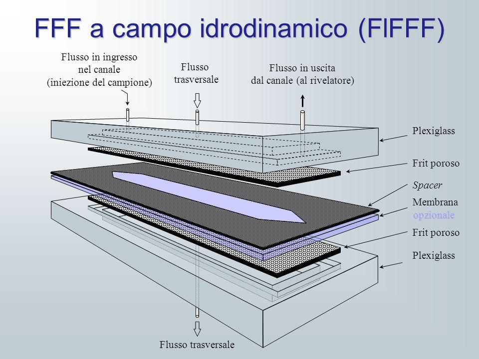 FFF a campo idrodinamico (FlFFF)