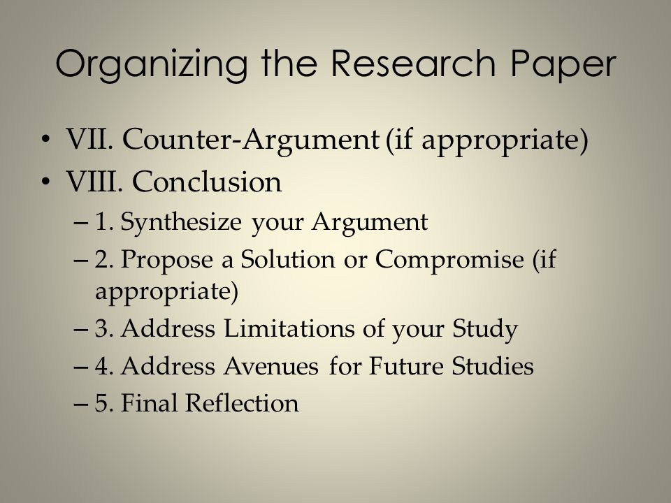 argument paper research Need ideas on argumentative research paper topics here are 100 argumentative topics for you to choose from, with topical overviews, and suggestion for narrowing.