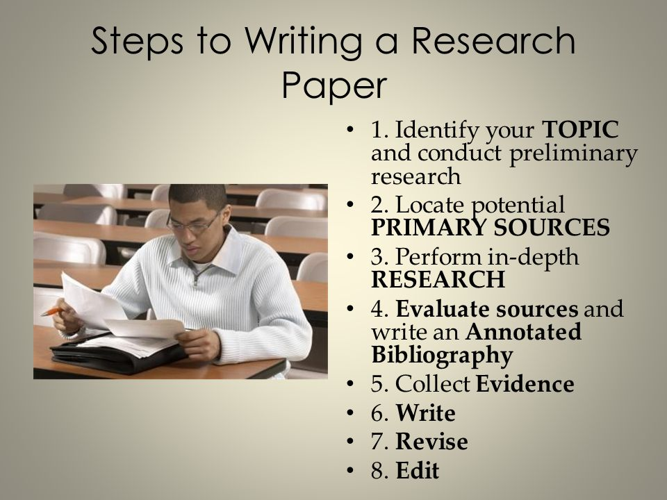 13 steps to writing a research paper The purpose of this guide is to provide advice on how to develop and organize a research paper in english for specific speakers 13 twelve steps to writing an.