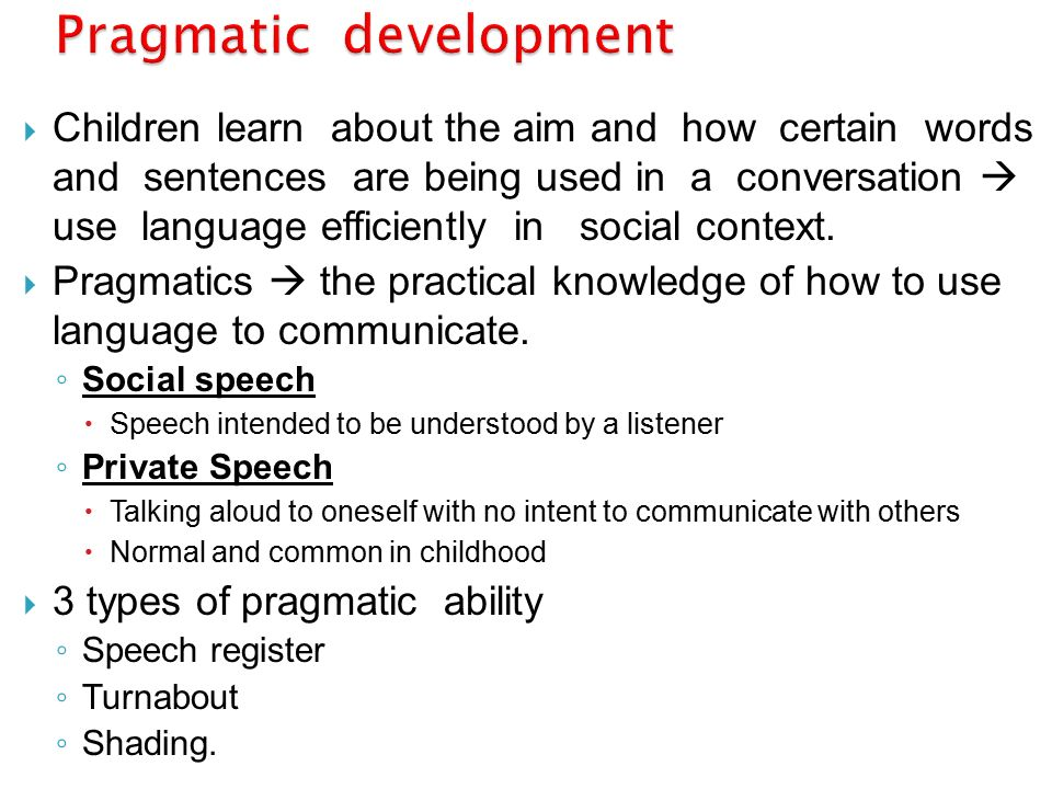 the pragmatic aspects of the sentence Emphasized the pragmatic nature of natural language as opposed to, say shedding light on different aspects of language there are two major difficulties with this approach to the semantics/pragmatics distinction — the carnapian approach.