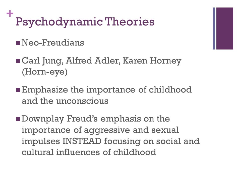 Sigmund Freud's Personality Theory
