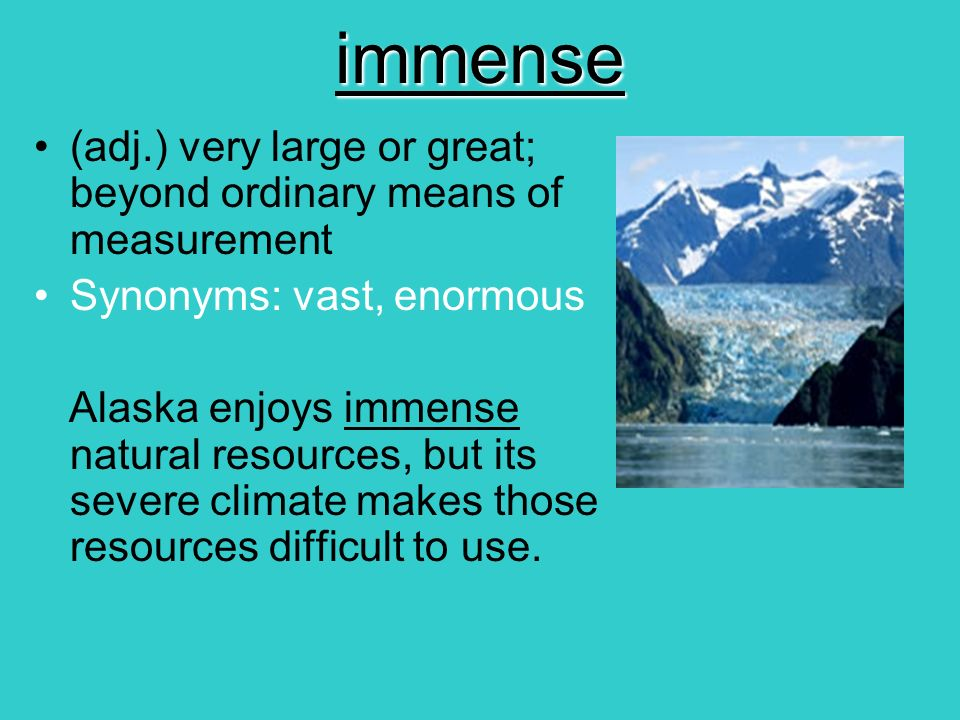 What Are Some Natural Resources In Alaska