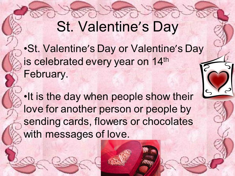 the history of st. valentine's day - ppt video online download, Ideas